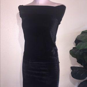 Gorgeous velvet stretch dress by Anistar